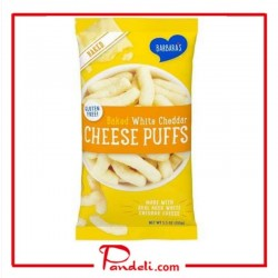 Barbara's Baked White Cheddar Cheese Puffs 155g