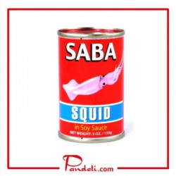 Saba Squid in Soy Sauce 425g