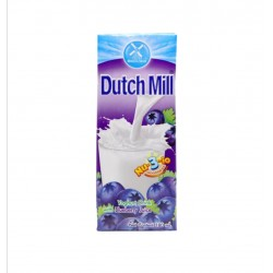 Dutch Mill Yoghurt Drink Blueberry Juice 180ml