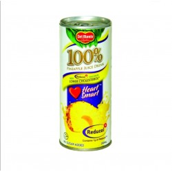 Del Monte Unsweetened 100% Pure Pineapple Juice with Vitamin ACE 24CL 202