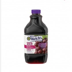 Welch's 100% Grape Juice 1.89L