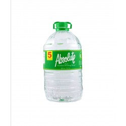 Absolute Distilled Drinking Water 5L