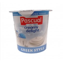 Pascual Creamy Delight Greek Style 100g