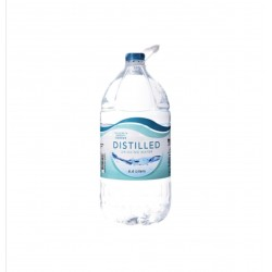 Nature's Spring Distilled Drinking Water 6L