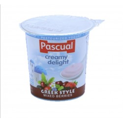 Pascual Creamy Delight Mixed Berries 100g