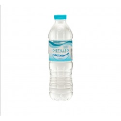 Nature's Spring Distilled Drinking Water 500ml