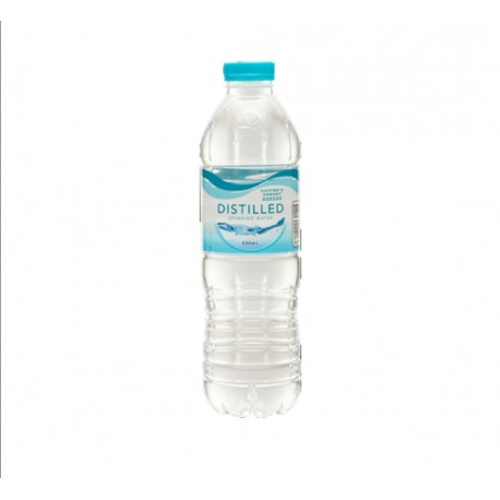 Nature's Spring Distilled Water 350ml