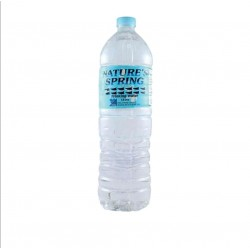 Nature's Srping Drinking Water 1.5L