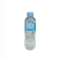 Nature's Spring Purified Water 350ml