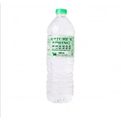 Nature's Spring Distilled Drinking Water 1L