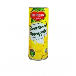Del Monte Sweetened Pineapple Juice Drink 240ml
