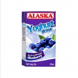 Alaska Yoghurt Blueberry 110ml