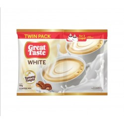 Great taste White Twin Pack 50g 10s