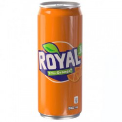 Royal Tru-Orange Can 330ml
