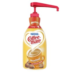 Nestle Coffeemate Hazelnut Concentrated Creamer 1.5L