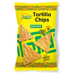 Zanuy Tortilla Chips 200g